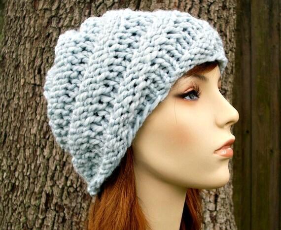 5f4be3ca2a9 ... Poinsettia Metallic Red Knit Hat - Womens Accessories Winter Hat  50.00 Knit  Hat Blue Womens Hat - Swirl Beanie in Mystical Metallic Blue Knit Hat - ...
