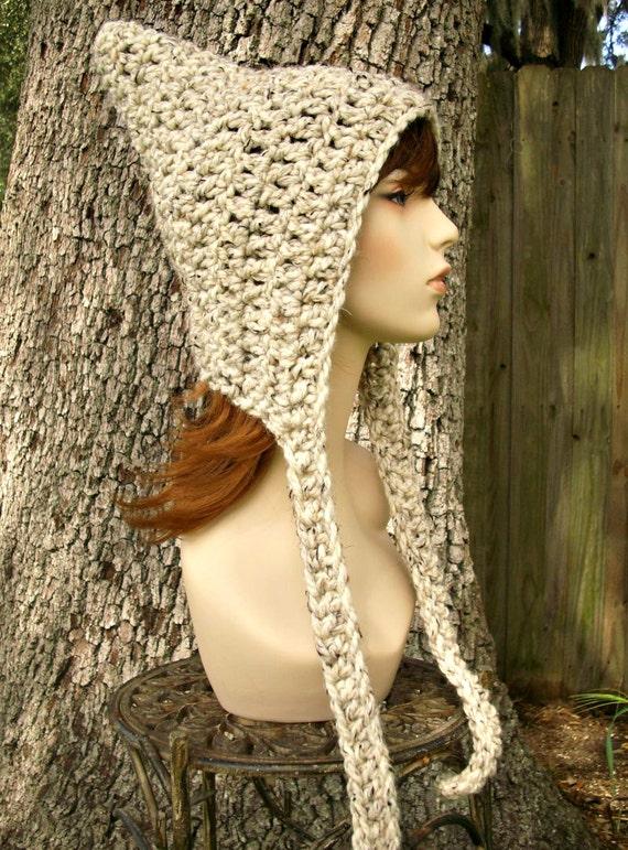 Instant Download Crochet Pattern - Womens Hat Pattern - Crochet Hat Pattern Crochet Pixie Hat Pattern - Womens Accessories