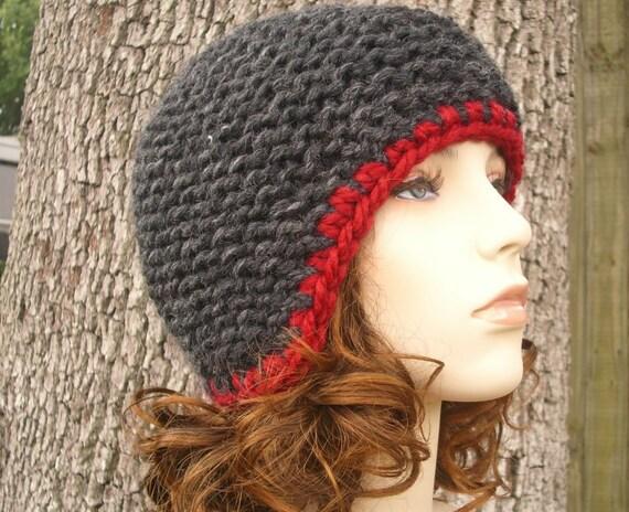 Brown Hat Brown Beanie Womens Accessories Winter Hat Brown Ear Flap Hat Womens Hat Garter Helmet Barley Brown Knit Hat