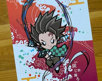 Anime Poster set of 2