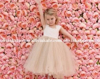 9517903e7bf FLOWER GIRL DRESSES TULLE TUTU BEAUTIFUL by OliviaKateCouture