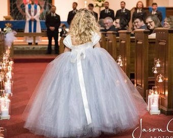 Made In The Usa Flower Girl Tulle Tutu By Oliviakatecouture,Wedding Dresses Man Kurta