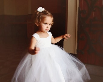 a28a1b8bef FLOWER GIRL DRESSES TULLE TUTU BEAUTIFUL by OliviaKateCouture