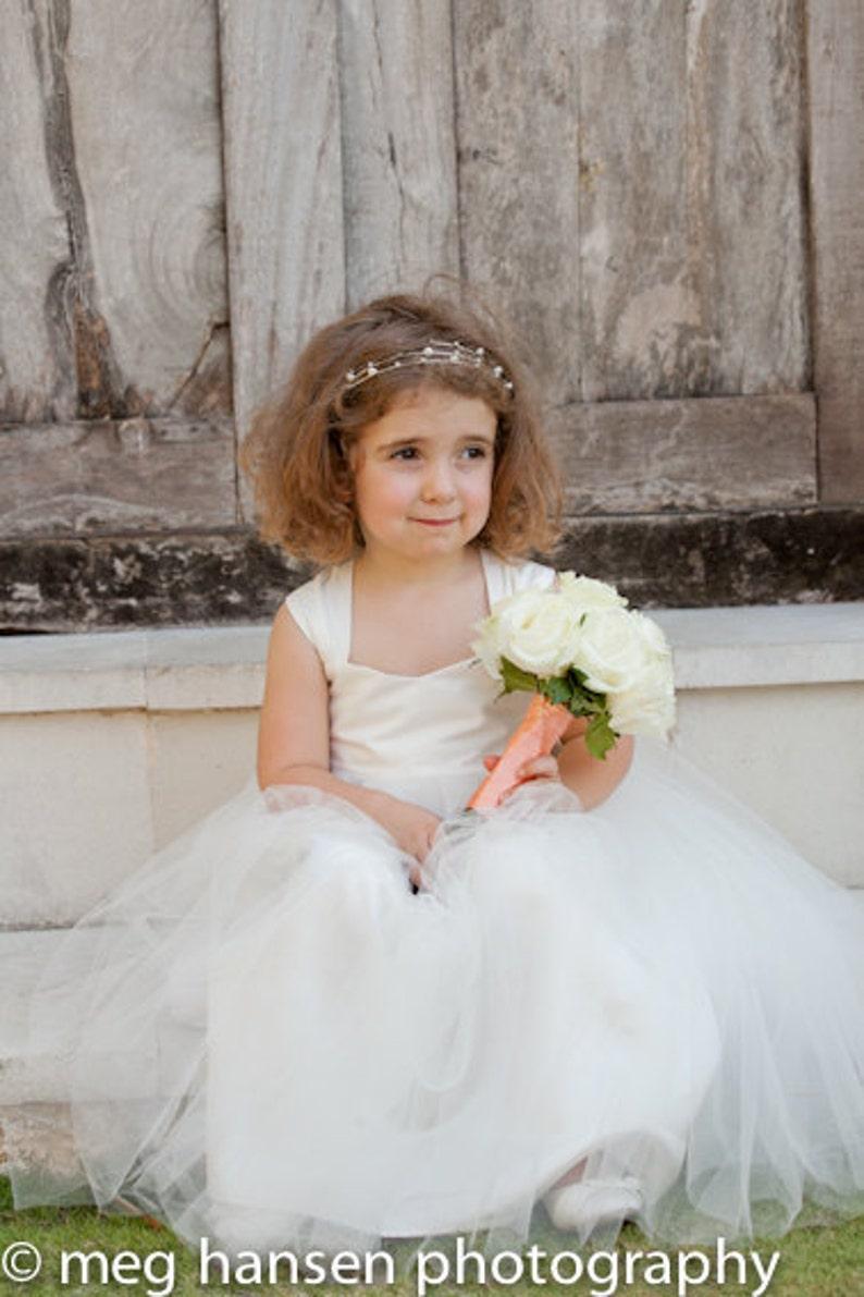 Flower Girl Dress Tutu Dress