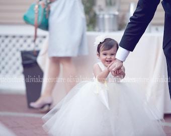 Baby Flower Girl Dress