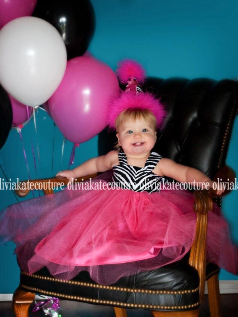 Birthday dress cakesmash dress First birthday Portraits image 0