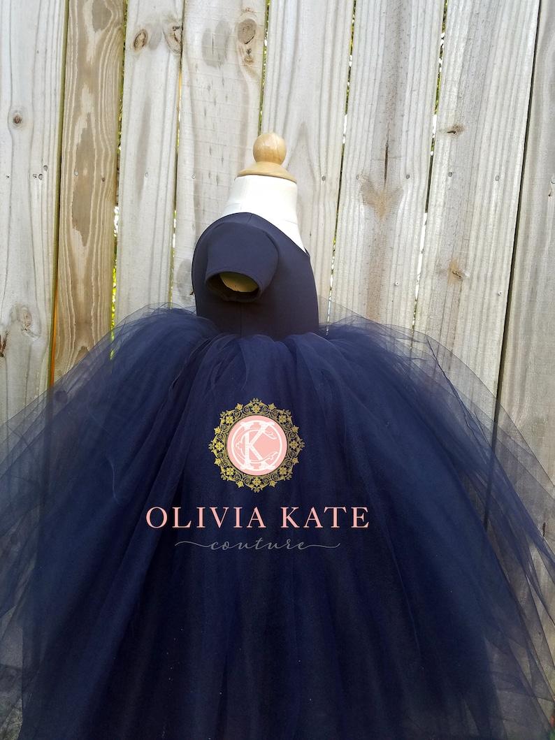 Father Daughter Dance Dress Formal Tutu dress tulle dress image 0