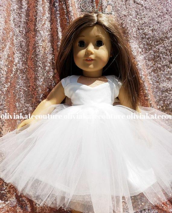 American Girl Flower Girl Dress