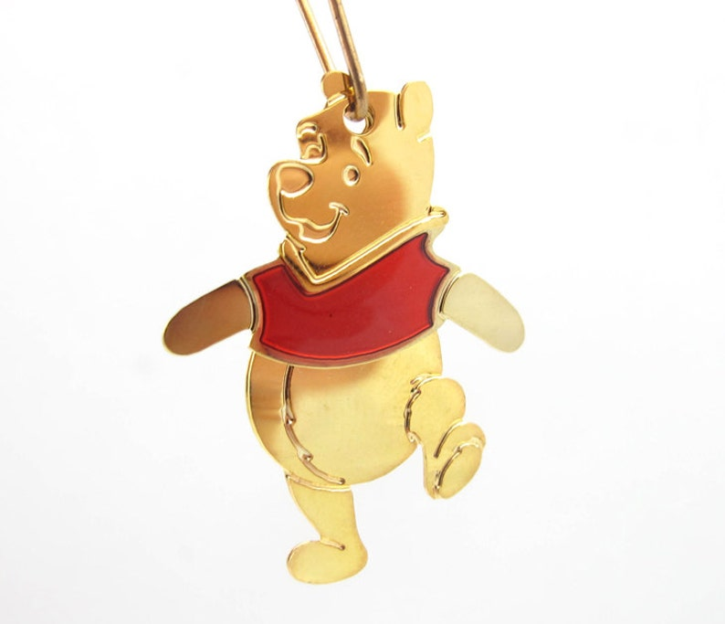 9db0bf270 Winnie The Pooh Plated Disney Character Charms Left and | Etsy