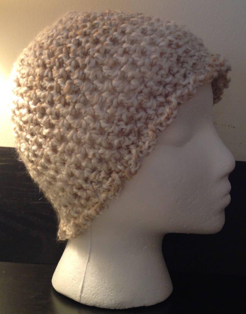TeenAdult Crocheted Hat