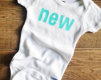 NEW Newborn Baby Onesie 0-3 months *Ready to Ship
