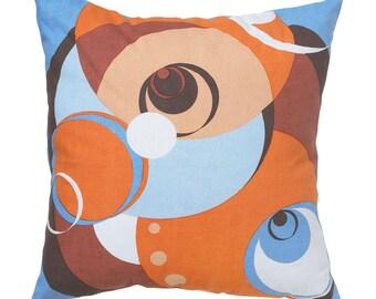 Geometric Decorative Pillow Cover 18x18 - Kaleidoscope