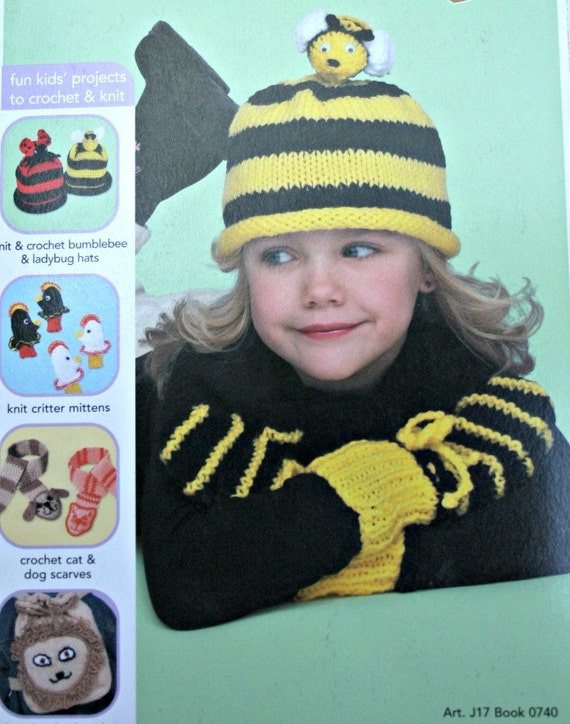 Knitting Patterns Hats Mittens Backpack Crochet Patterns Hats Etsy