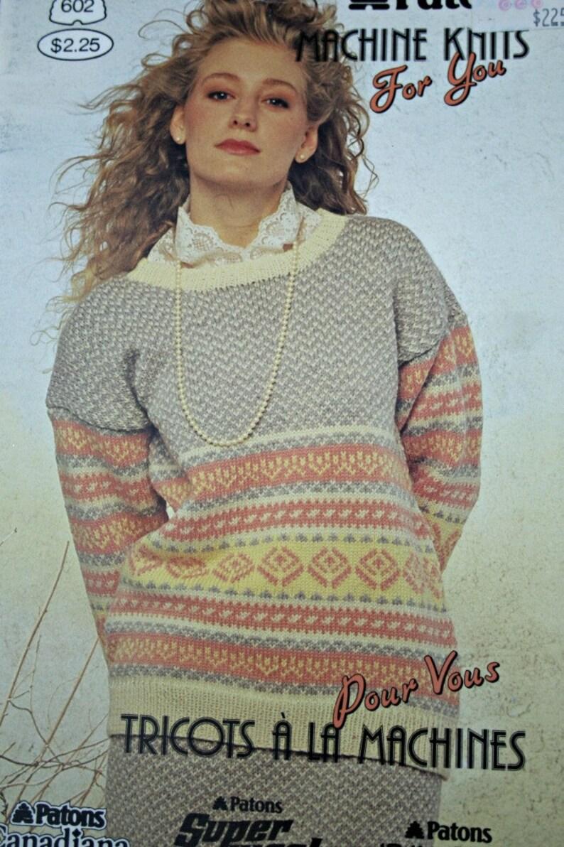 a9aab682e169 Machine Sweater Knitting Patterns Skirts Machine Knits for