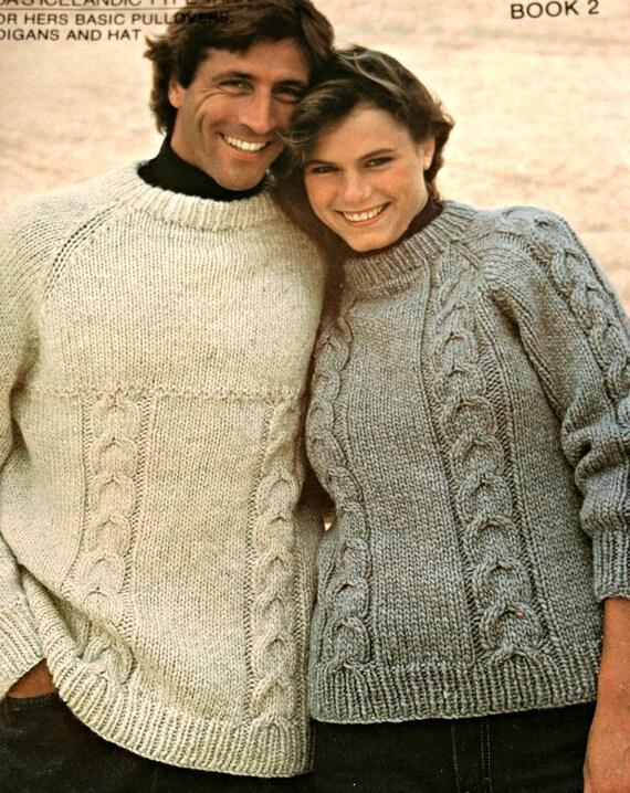 Sweater Knitting Patterns Elenka Book 2 White Buffalo Mills Etsy