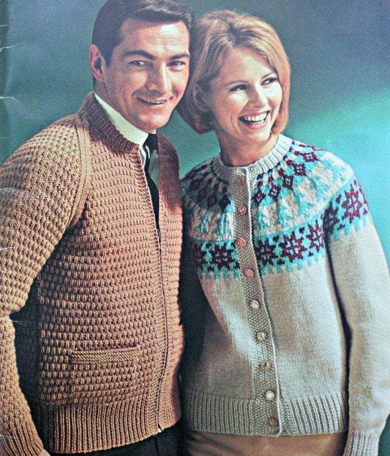 9957e761ec5a Sweater Knitting Patterns Raglan Styles Sizes 12 42 Beehive