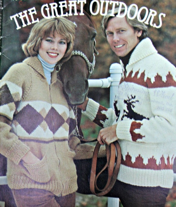 320f3b30f6dfc3 Jacket Knitting Patterns The Great Outdoors Beehive Patons 416