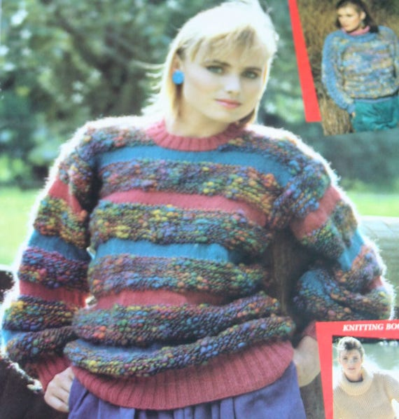 Knitting Patterns Sweaters Vest Horobred Scheepjeswol Women Etsy