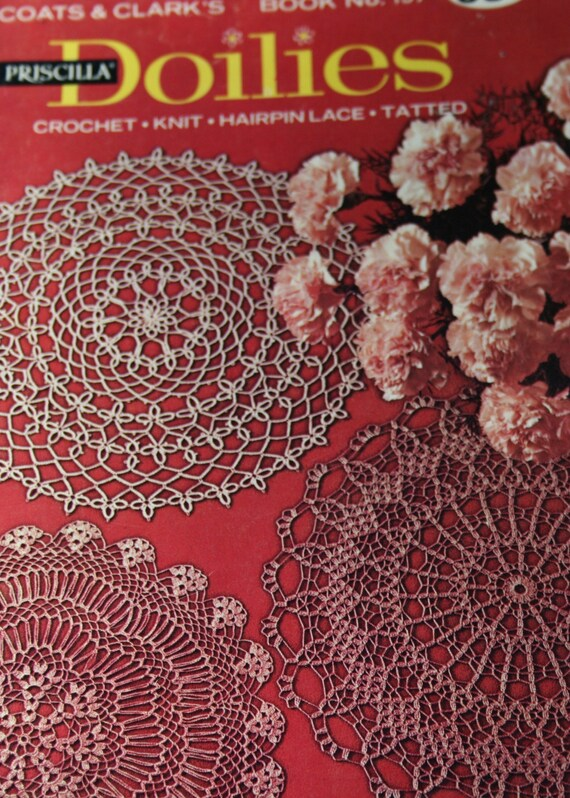 Deckchen Muster häkeln stricken Gabelhäkelei Frivolité Mäntel | Etsy