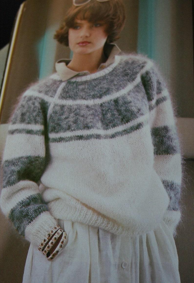 4ba28c296c13 Sweater Knitting Patterns Knitting Elegance anny blatt 15