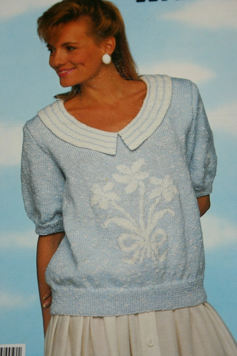 8d12d9c5df22 Knitting Patterns Sweaters Sunshine Knits Beehive Patons 639