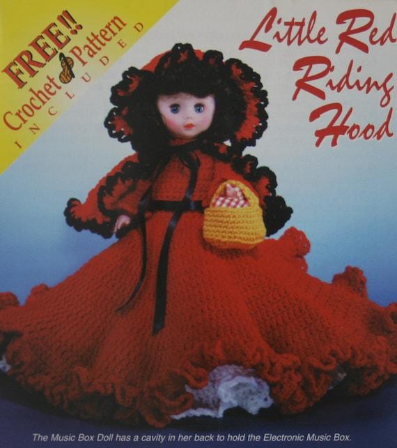 FCM166 Fibre Craft Crochet Polly Put The Kettle on 10 1/2