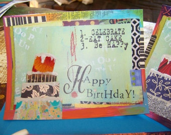 HapPy BiRthdAy card    ARTcard