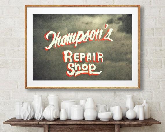 Thompson's Repair