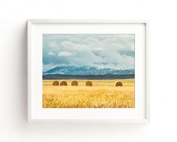 """Clash of Seasons"" - landscape photography"