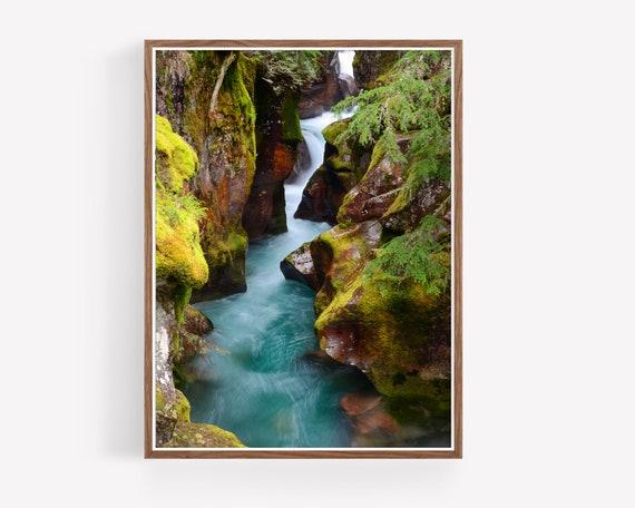 """Avalanche Falls"""
