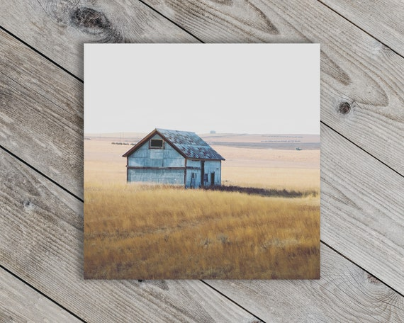 Rustic Barn and Rural Landscape - STUDIO SALE!