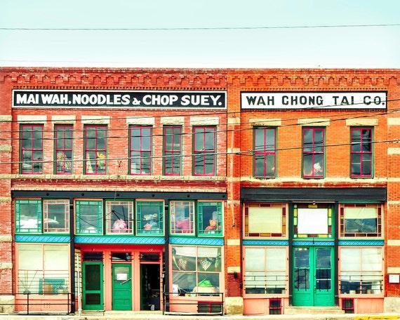 Noodles & Chop Suey