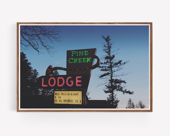 """Pine Creek Lodge"""