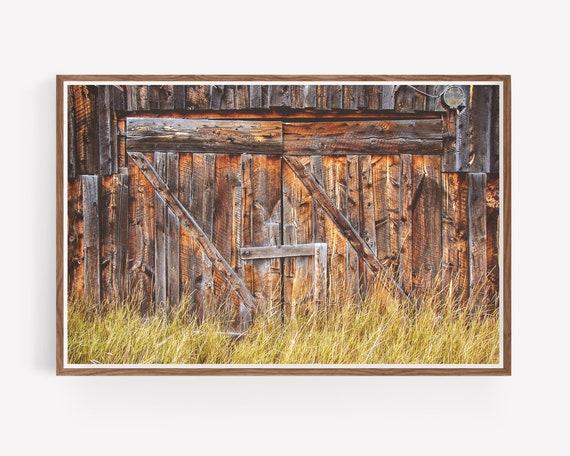 """""""Barn Doors"""""""