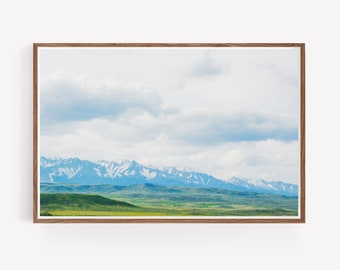 Mountain Landscape Photography Print