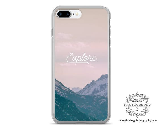 Across the Valleys - iPhone case