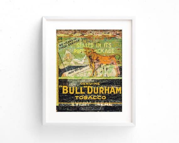 """Bull Durham"" - fine art photography"