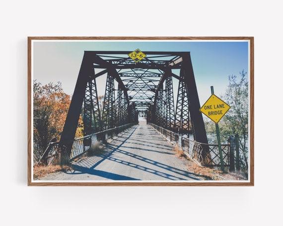 """One Lane Bridge"""