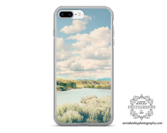 A Bend in the Yellowstone - iPhone case