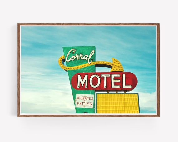 """The Corral Motel"""