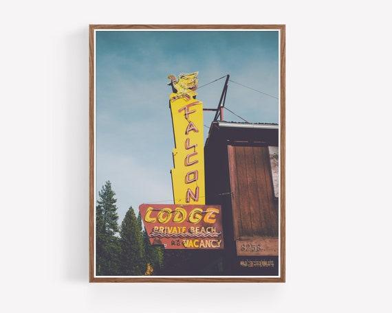 """""""The Falcon Lodge"""""""
