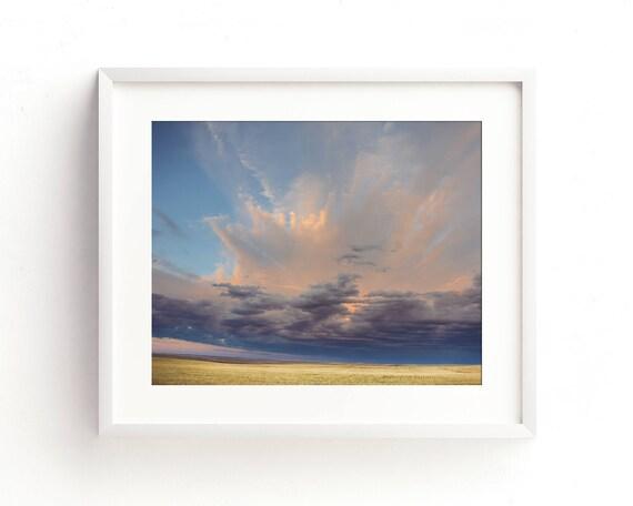 """""""Sky Splash"""" - landscape photography"""