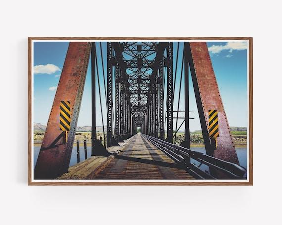 """Badlands Bridge"""