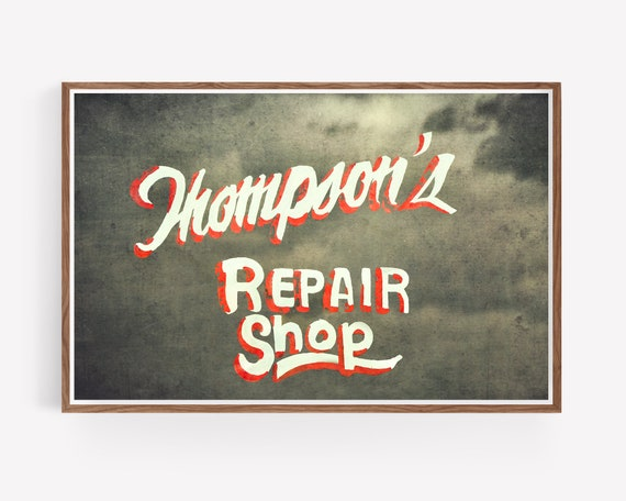 """Thompson's Repair"""