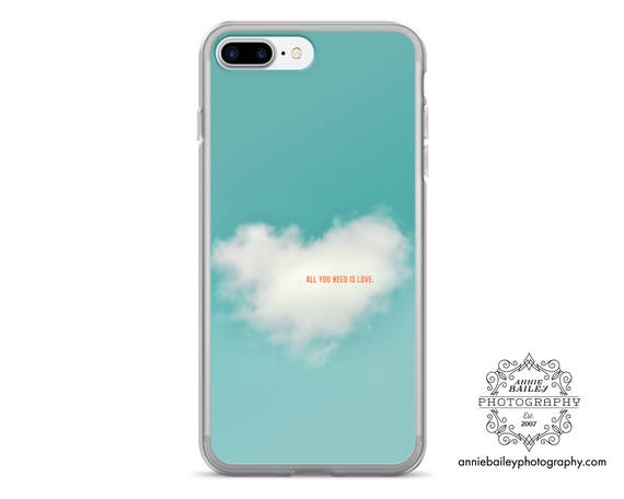 All You Need is Love - iPhone case