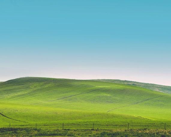 """Velvet Hills"" - landscape photography"