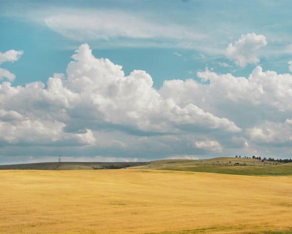 """Golden"" - landscape photography"