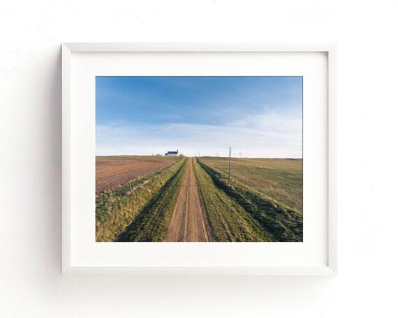 """Church Road"" - fine art photography"