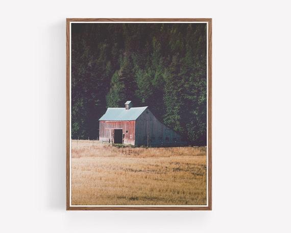 """""""Woodland Barn"""""""