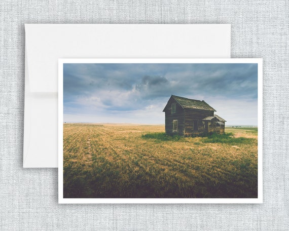 """Days Gone By"" - greeting card"